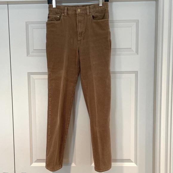 Ralph Lauren Lauren Jeans Co. Corduroy Jeans